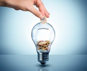 inteligentné šetrenie energie v priebehu času